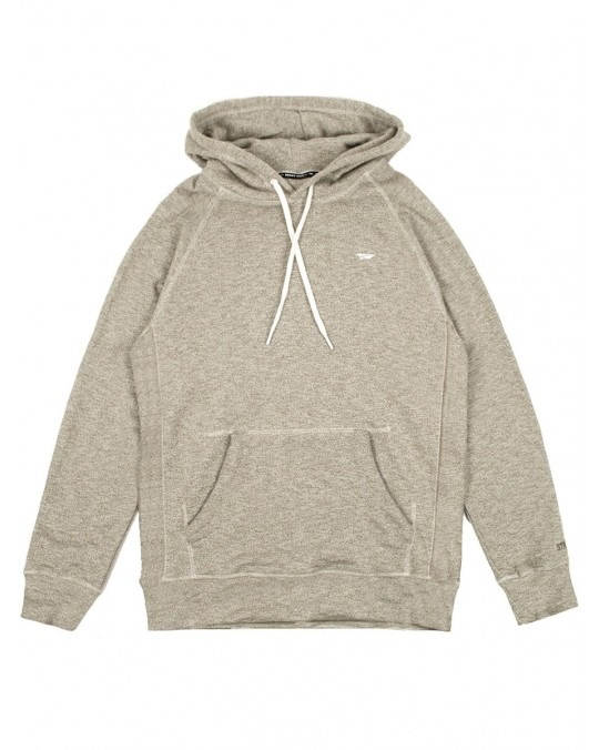 Benny Gold Marled Premium Pullover Hoody - Olive