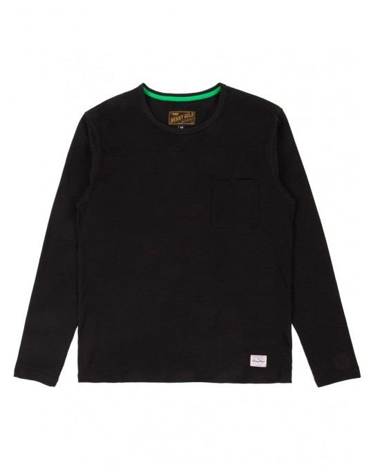 Benny Gold Sideline Premium Pocket L/S T-Shirt - Black