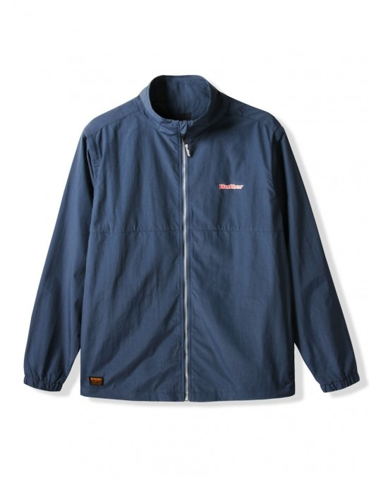 Butter Goods Convertible Jacket - Navy