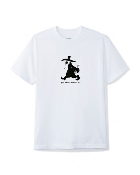 Butter Goods Trouble T-Shirt - White