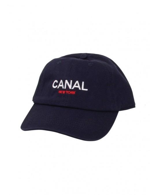 Canal NY Adult Headwear Cap - Navy