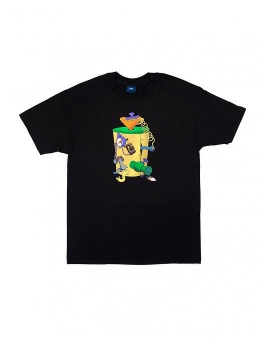 Carrots Machine T-Shirt - Black