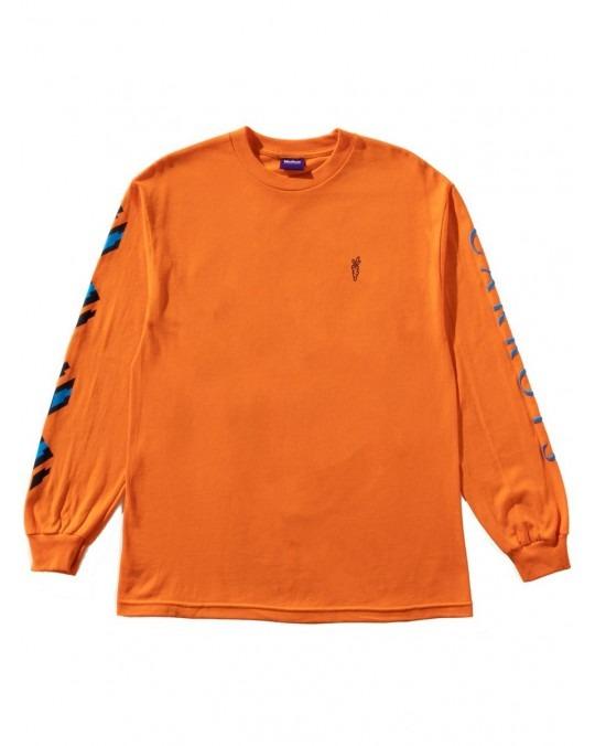 Carrots Guccio L/S T-Shirt - Orange