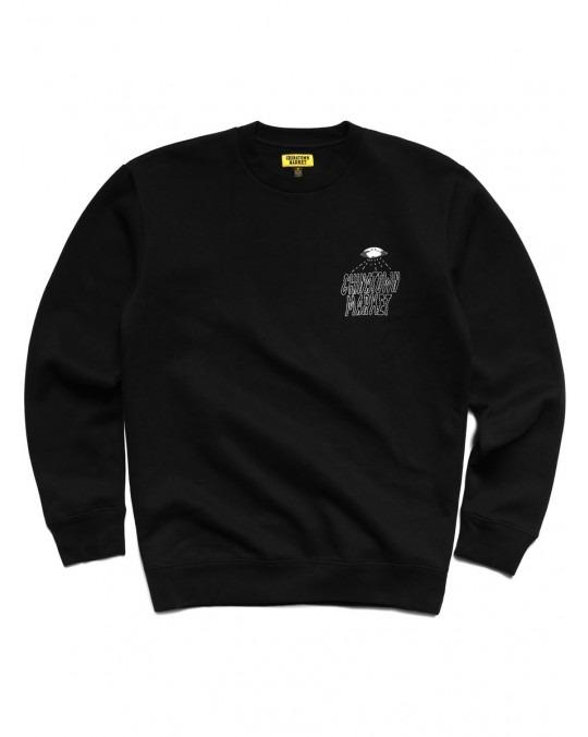 Chinatown Market UFO Sweatshirt - Black