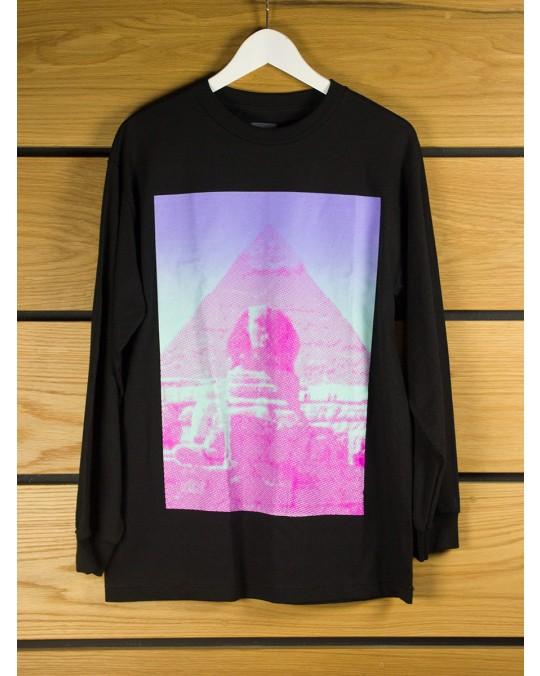 CLSC Geezah L/S T-Shirt - Black
