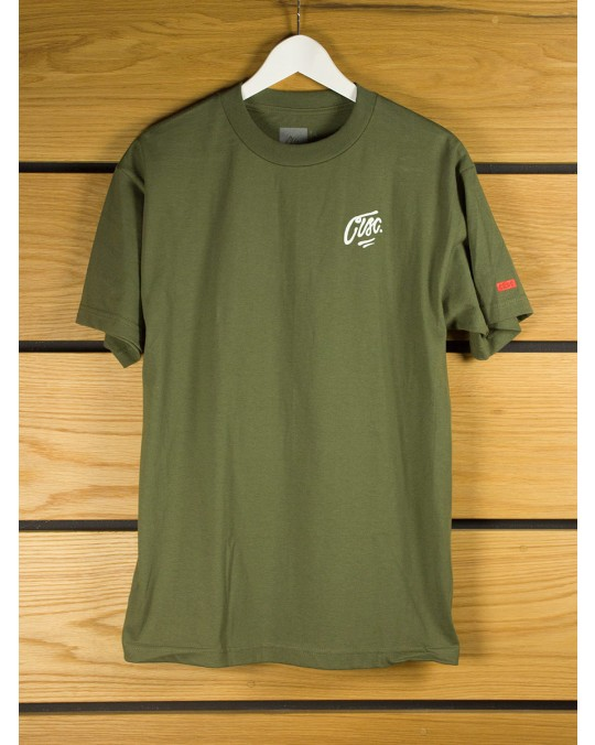 CLSC Lines T-Shirt - Olive