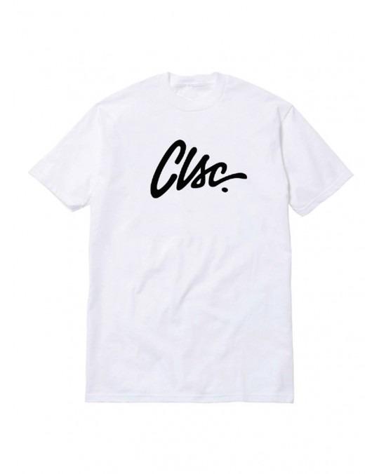 CLSC Script T-Shirt - White