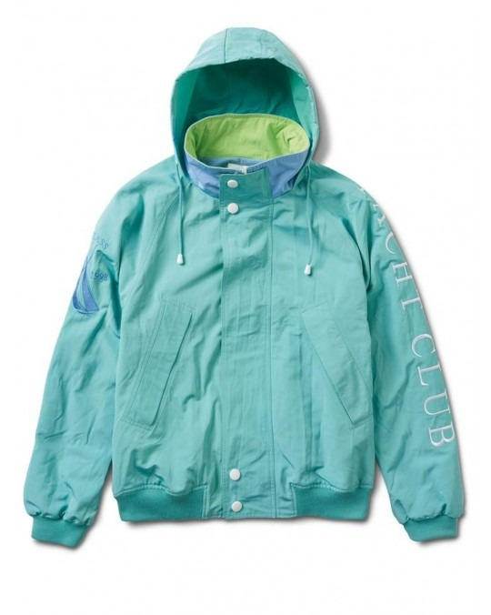 Diamond Supply Co Challenger Jacket - Turquoise