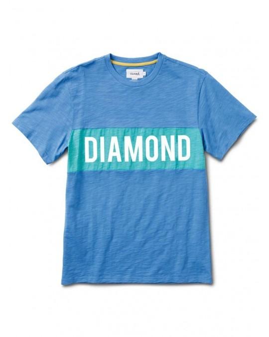 Diamond Supply Co Elliot T-Shirt - Blue