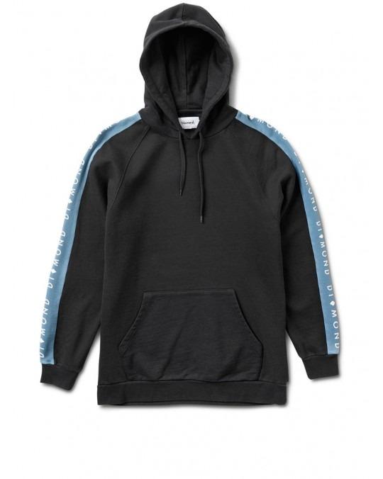 Diamond Supply Co Fordham Pullover Hoody - Black