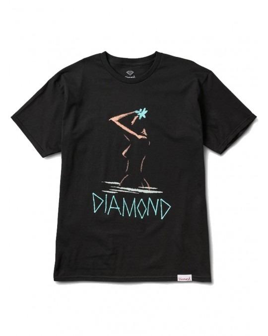 Diamond Supply Co Havana T-Shirt - Black