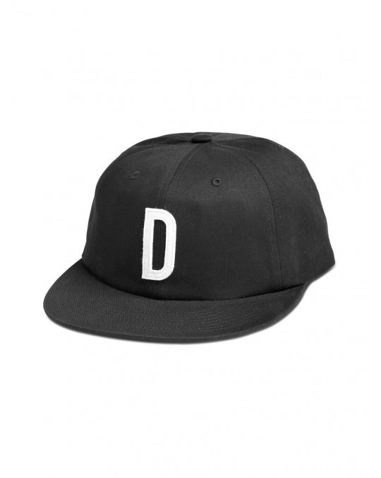 Diamond Supply Co Home Team Unstructured Snapback - Black