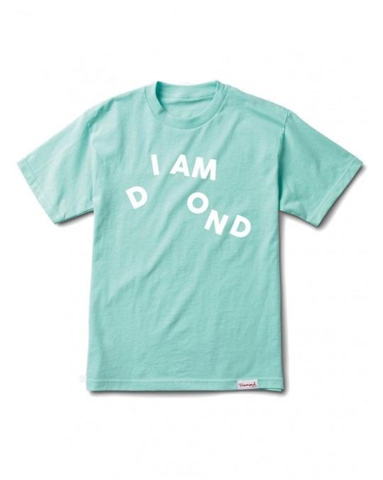 Diamond Supply Co I AM T-Shirt - Diamond Blue