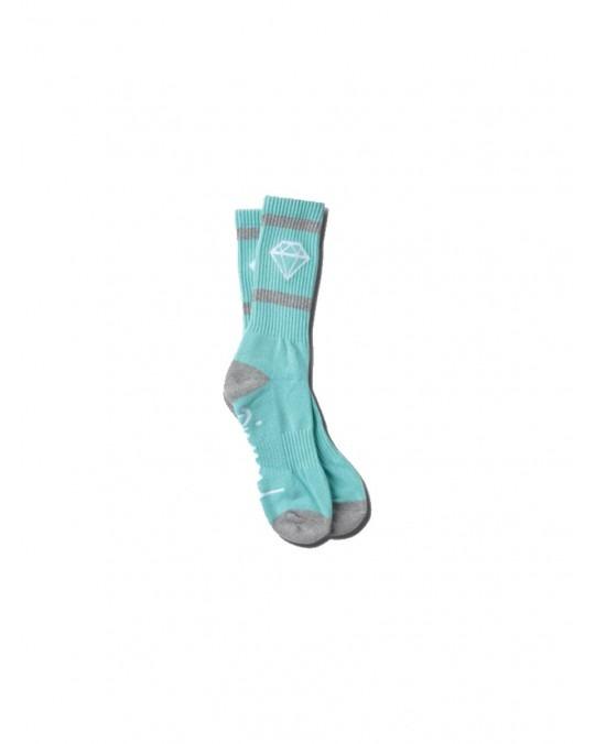 Diamond Supply Co Rock Sport Socks - Diamond Blue
