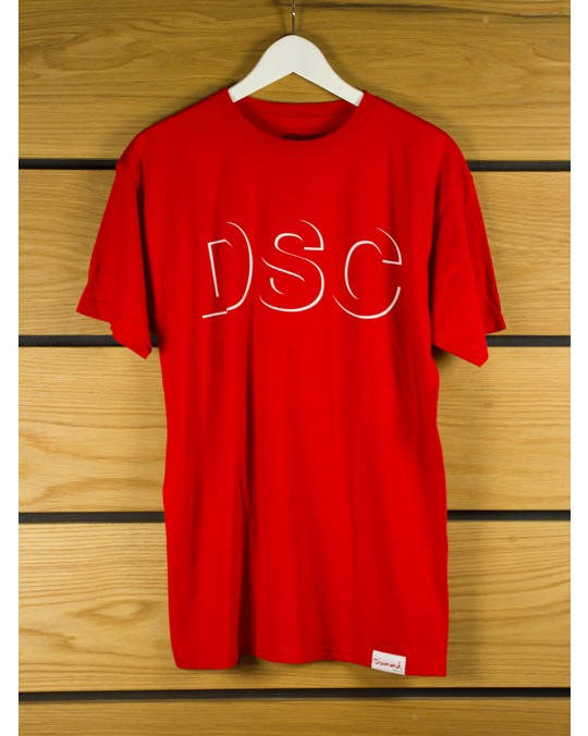 Diamond Supply DSC T-Shirt - Red