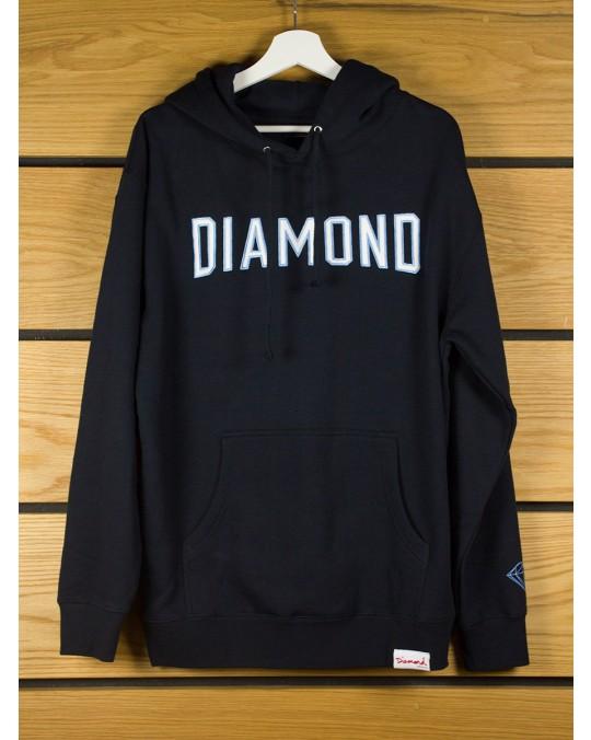 Diamond Supply Home Team Pullover Hoody - Navy