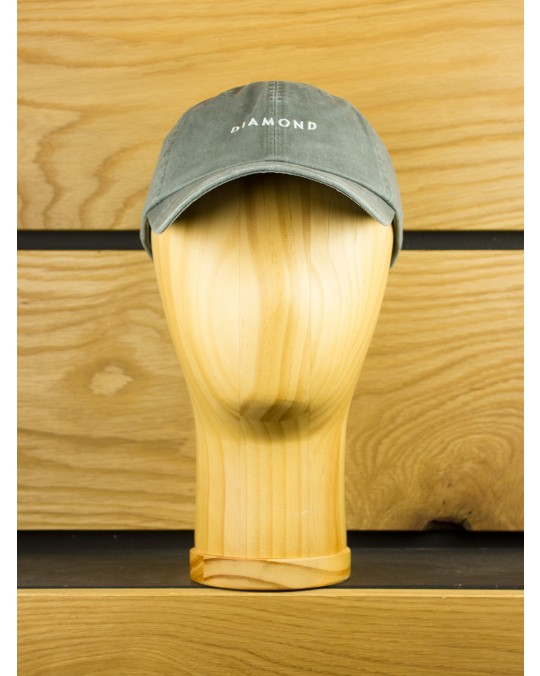 Diamond Supply Leeway Sports Hat - Grey