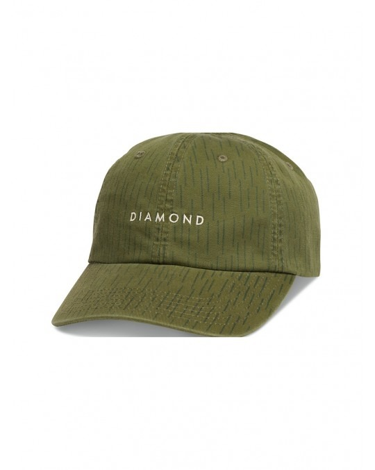 Diamond Supply Leeway Sports Hat - Camo