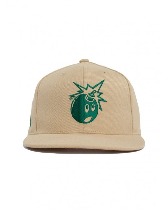 The Hundreds Alias Snapback - Khaki