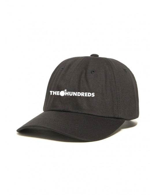 The Hundreds Bar Dad Hat - Black