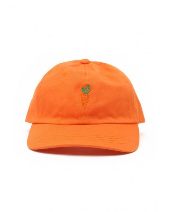 Carrots Carrot Logo Dad Hat - Orange