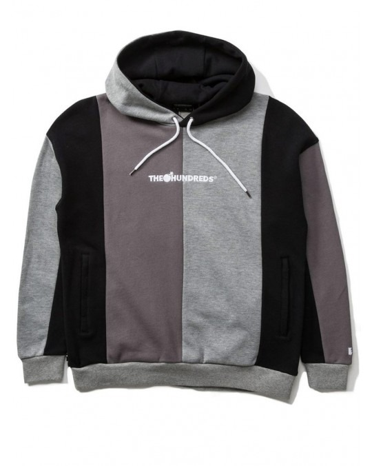 The Hundreds Colin Pullover Hoody - Athletic Heather