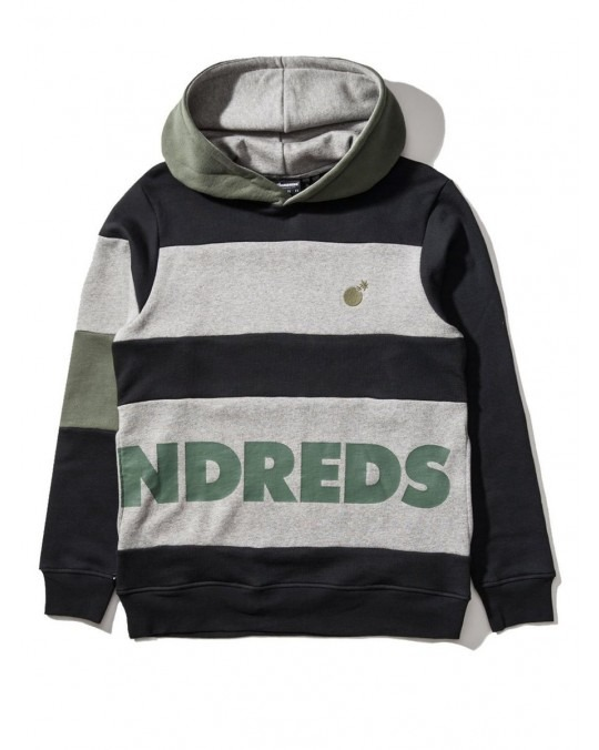 The Hundreds Fig Pullover Hoody - Black