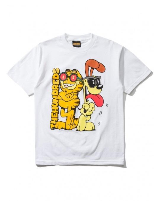 The Hundreds x Garfield Odie T-Shirt - White