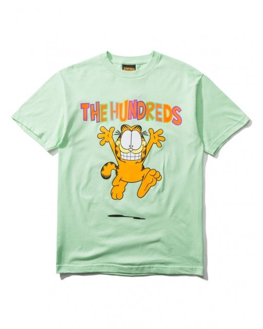 The Hundreds x Garfield Run T-Shirt - Mint