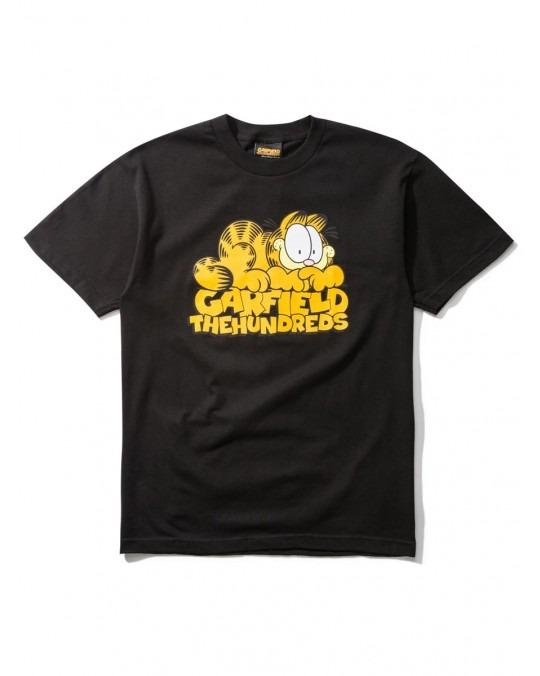 The Hundreds x Garfield Stack T-Shirt - Black