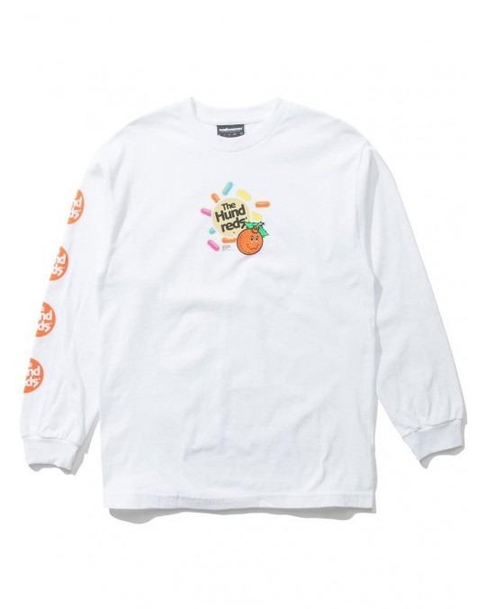 The Hundreds Good Adam L/S T-Shirt - White