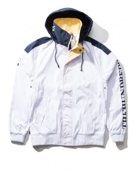 The Hundreds Marina Jacket - White