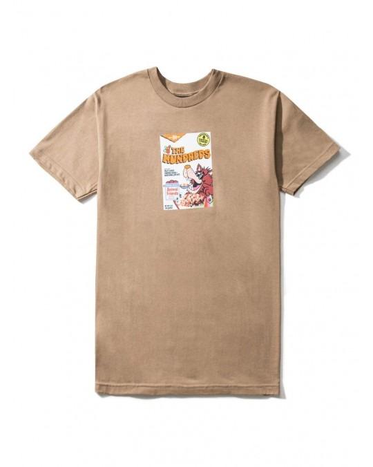 The Hundreds Resevoir T-Shirt - Safari Green