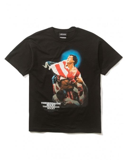 The Hundreds x Rocky Rockys America T-Shirt - Black