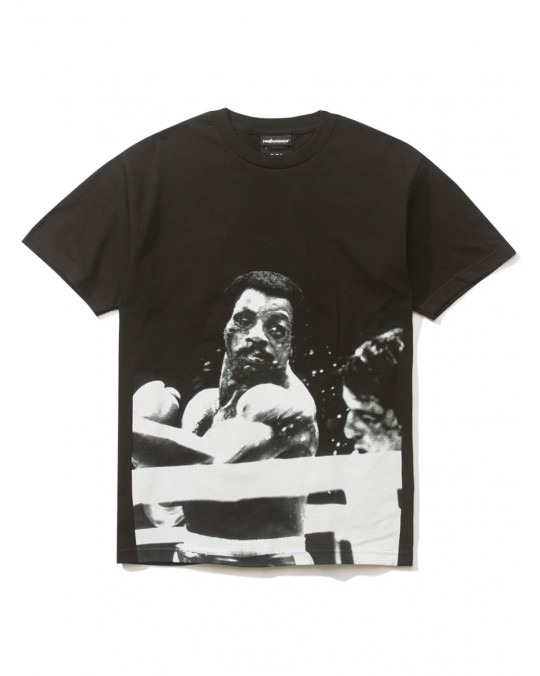 The Hundreds x Rocky Punch To The Face T-Shirt - Black