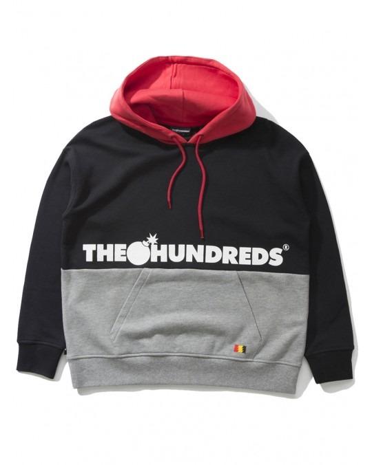 The Hundreds Sierra Pullover Hoody - Black