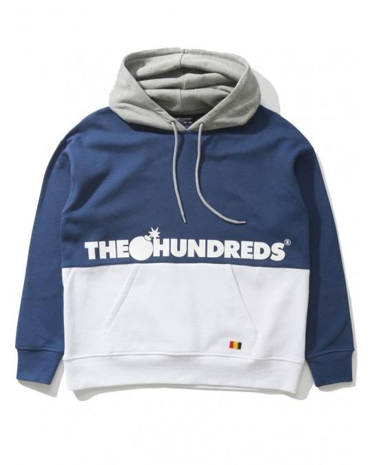 The Hundreds Sierra Pullover Hoody - Blue