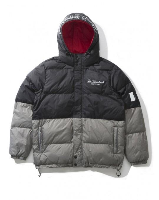 The Hundreds Wrightwood Puffer Jacket - Black