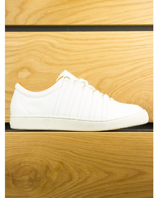 K-SWISS x Carrots Classic 66 Made In Japan - White Off White Orange