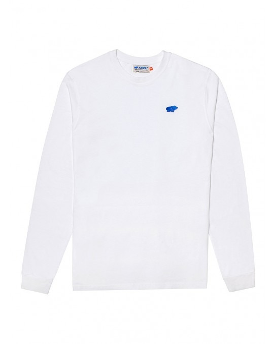 Karhu Air Cushion L/S T-Shirt - White