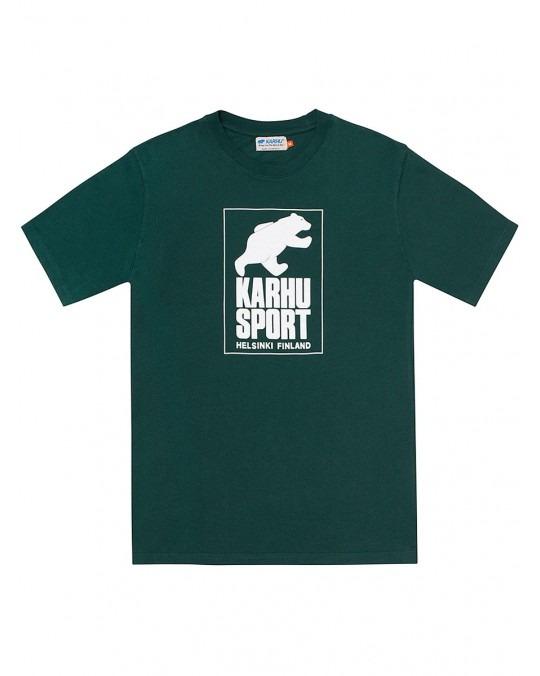 Karhu Helsinki Sport T-Shirt - June Bug White