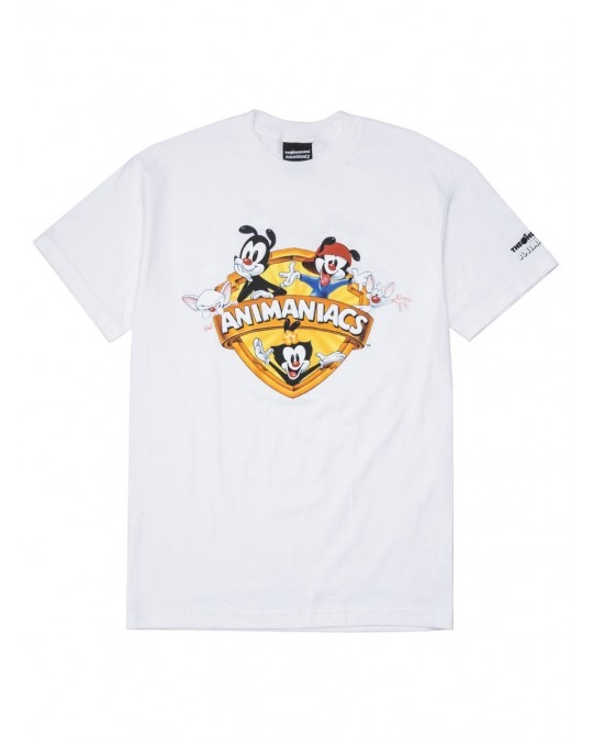 The Hundreds x Animaniacs Shield T-Shirt - White