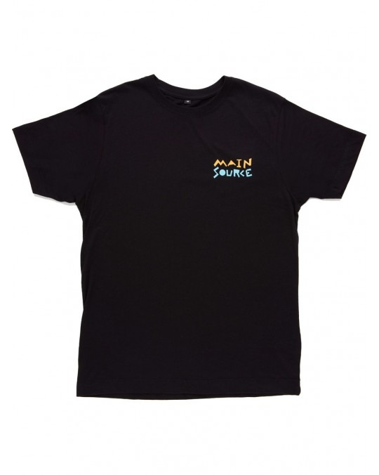 Main Source Voyage T-Shirt - Black