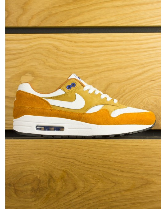 "Nike Air Max 1 x Atmos Premium Retro ""Curry"" - Dark Curry True White"