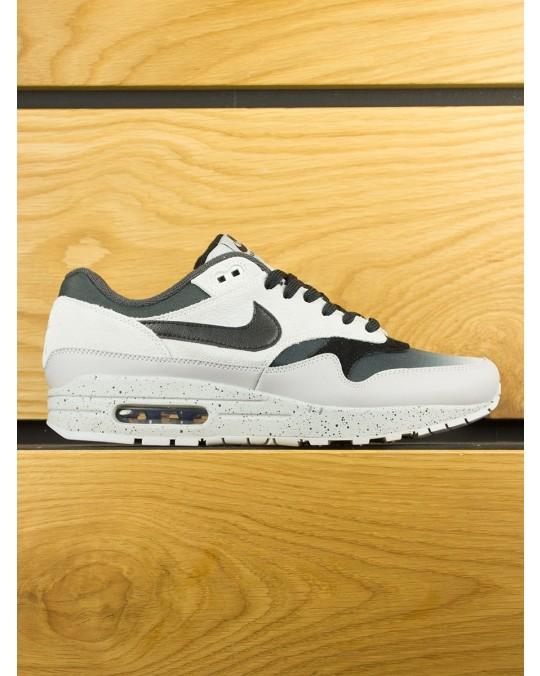 "Nike Air Max 1 Premium ""Fade"" - Pure Platimum Black Wolf Grey"