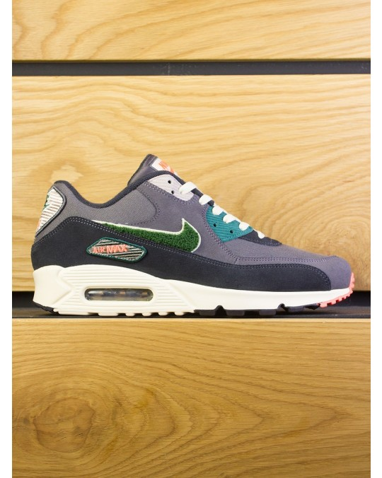 Nike Air Max 90 Premium SE - Oil Grey Rainforest
