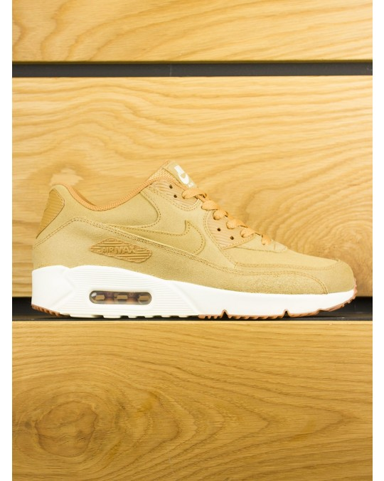 Nike Air Max 90 Ultra 2.0 LTR Flax - Sail Gum Brown