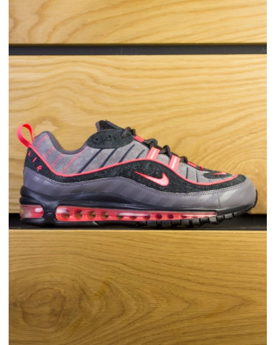 Nike Air Max 98 i 95 Pack - Gunsmoke Lava Glow