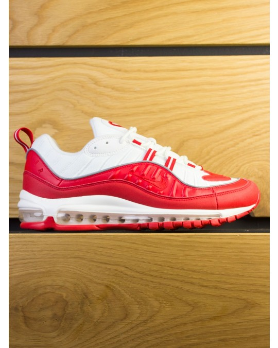 new product e19d9 31370 Nike Air Max 98 - University Red