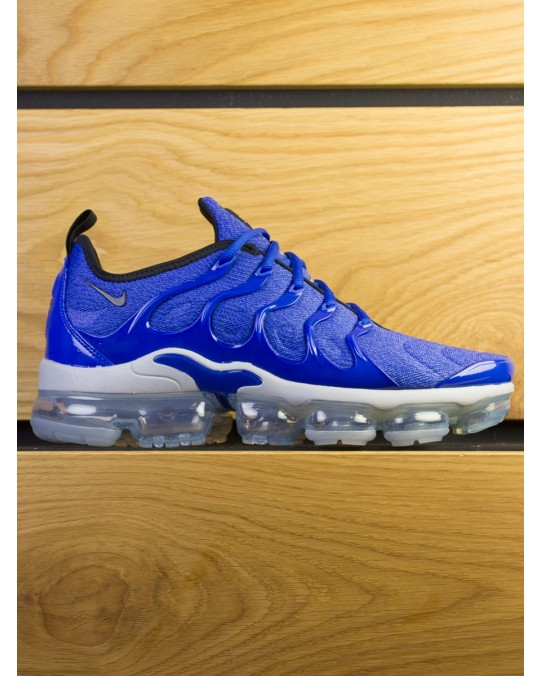 Nike Air Vapormax Plus - Game Royal Black Wolf Grey